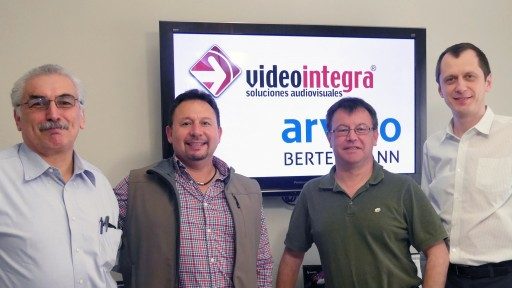 Arvato Systems' Media Solutions Now Represented by Mexico's Leading Broadcast Systems Integrator